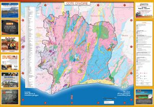 SEMS Geological Map of Cote D'ivoire